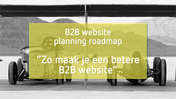 Bonneville B2B website planning roadmap