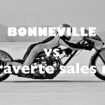 Bonneville vs extraverter sales m/v