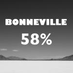 58% non-decisions