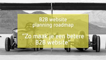 Bonneville B2B website planning roadmap